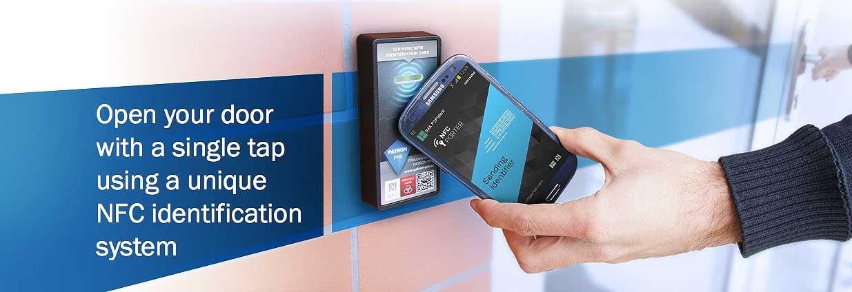NFC Porter – SecamCCTV