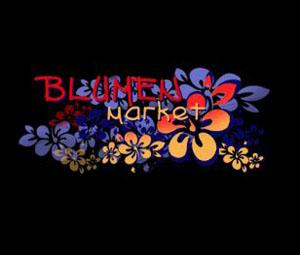 Blumen market